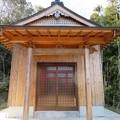 栗山城(古大多喜城。千葉県夷隅郡大多喜町)/天神社