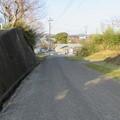 大多喜城(千葉県夷隅郡大多喜町)大手道