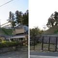 写真: 大多喜城(千葉県夷隅郡大多喜町)二の丸南東端