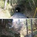久留里城址 城山隧道(君津市)