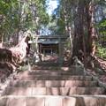 久留里城(君津市)城山神明社