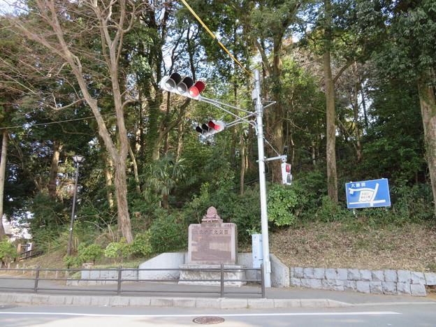 小金城(松戸市)金杉口