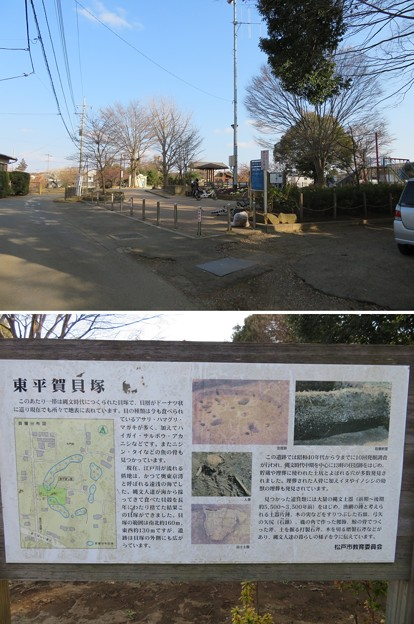 本土寺(松戸市)参道