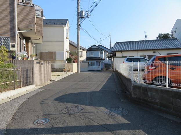 行人台城(松戸市)