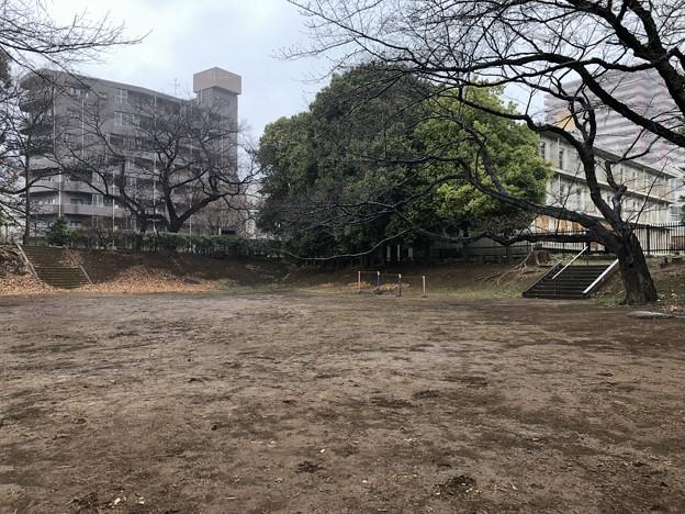 相模台城(松戸市営 相模台公園)郭