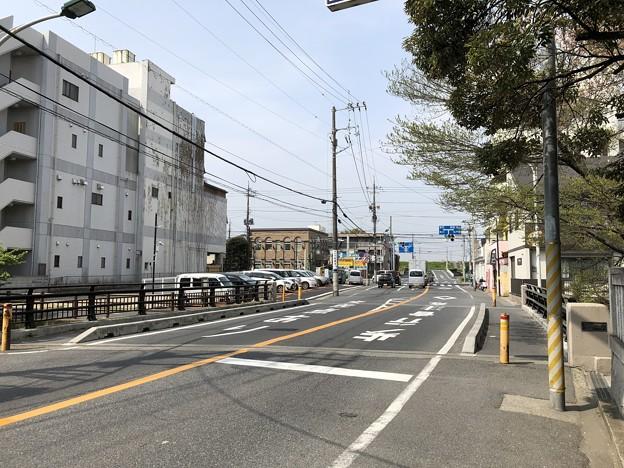 松戸宿(千葉県)陣屋口橋