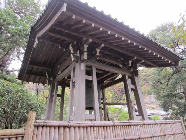 寿福寺(鎌倉市)鐘楼
