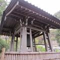 Photos: 寿福寺(鎌倉市)鐘楼