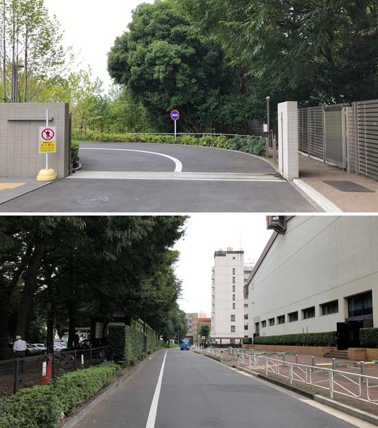平塚城跡(北区)西ケ原研修合同庁舎