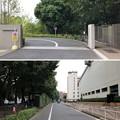 写真: 平塚城跡(北区)西ケ原研修合同庁舎