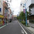 京王線幡ヶ谷駅南口近く(渋谷区)
