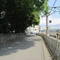 写真: 秩父鉄道沿い(秩父駅南。埼玉県)