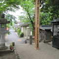Photos: 定林寺(秩父市)参道