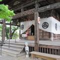 写真: 定林寺(秩父市)本堂
