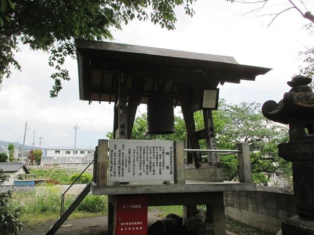 定林寺(秩父市)鐘楼