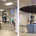 写真: 西武池袋線1階改札(豊島区)