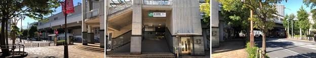 JR埼京線北与野駅(さいたま市中央区)南口