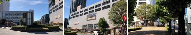 JR埼京線北与野駅(さいたま市中央区)北口