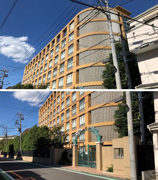 淑徳与野高等学校(さいたま市中央区)
