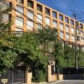 Photos: 淑徳与野高等学校(さいたま市中央区)淑徳与野中学校校門側