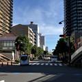 Photos: JR埼京線北与野駅(さいたま市中央区)北口ロータリー~北西の道