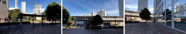 Photos: JR埼京線北与野駅(さいたま市中央区)北口ロータリー