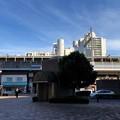 JR埼京線北与野駅(さいたま市中央区)北口ロータリー