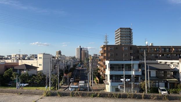 荒川河川敷(埼玉県戸田市)