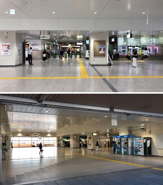 JR戸田公園駅(戸田市)東口~改札外