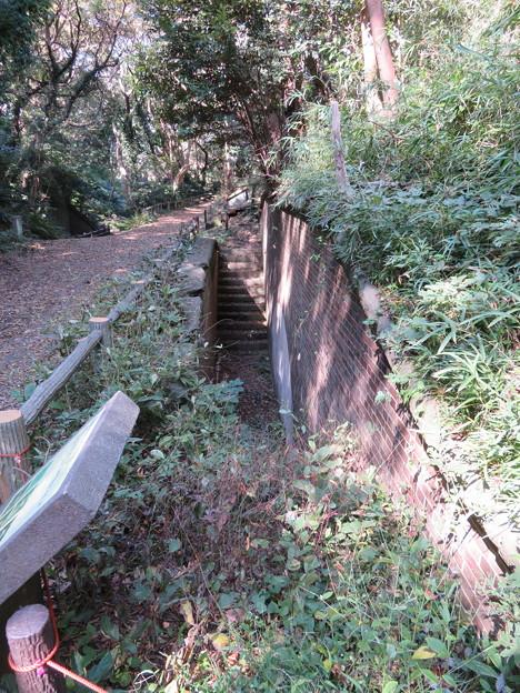 観音崎砲台 三軒屋砲台跡(横須賀市)弾薬庫