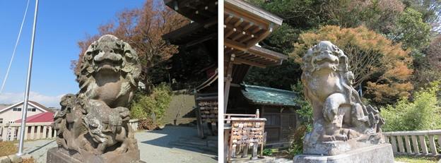 浦賀城/叶神社(横須賀市)