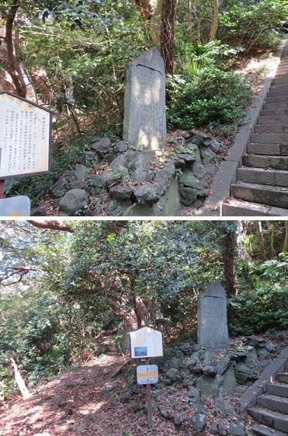 浦賀城/叶神社(横須賀市)袖郭跡?