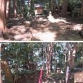 浦賀城/叶神社(横須賀市)神明社