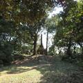 写真: 浦賀城/叶神社(横須賀市)招魂塔