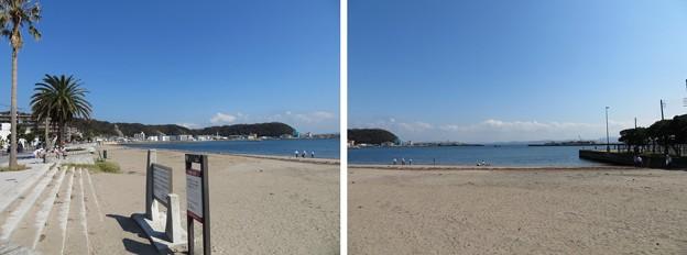 久里浜海岸(横須賀市)