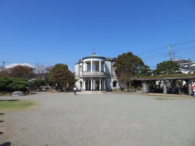 ペリー記念館(横須賀市営 ペリー公園)