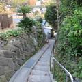 Photos: 蘆名氏館・芦名城(横須賀市)堀切跡?
