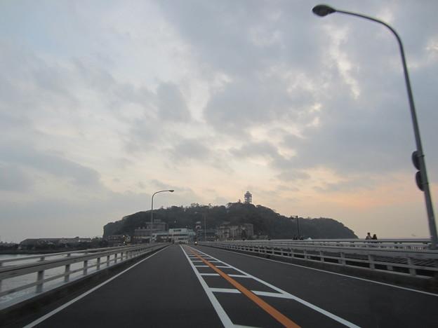11.11.30.弁天橋(藤沢市片瀬海岸)江の島