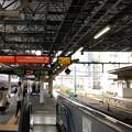 写真: JR新橋駅 東海道線ホーム(東京都港区)