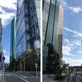 Photos: 日テレタワー南西(港区東新橋)