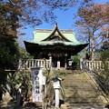写真: 白幡神社(藤沢市)