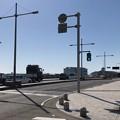 ぐーぐるサン 鵠沼海岸動線(藤沢市)国道134号 鵠沼橋交差点