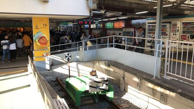 江ノ電鎌倉駅(神奈川県鎌倉市)