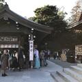 鶴岡八幡宮(鎌倉市)社殿西方
