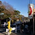 小町通(鎌倉市)八幡向き