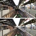 Photos: 江ノ島電鉄 鎌倉駅ホーム・車両(神奈川県鎌倉市)