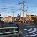 七里ガ浜高校前踏切(鎌倉市)