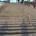 Photos: 行合橋交差点下 七里ガ浜階段(鎌倉市)