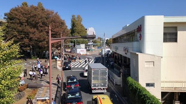 JR上野駅 公園口(台東区上野)