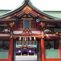 山王日枝神社(千代田区永田町)随身門